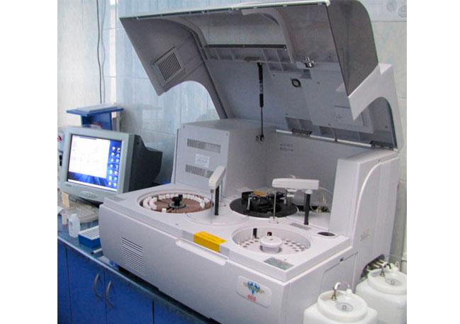 Биохимический анализатор сапфир 400 инструкция